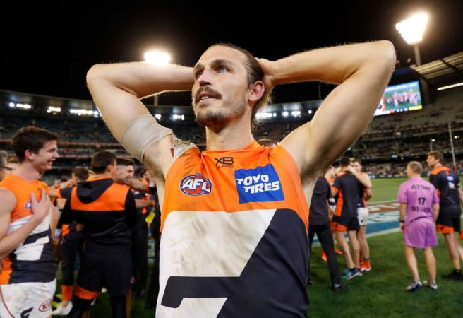 Full scale of injuries to Giants' captain revealed