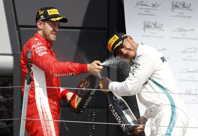 Formula One: A recap of the season-to-date