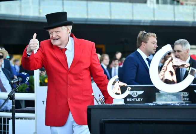 The Championships Day 1 2021: Racegoers have at it