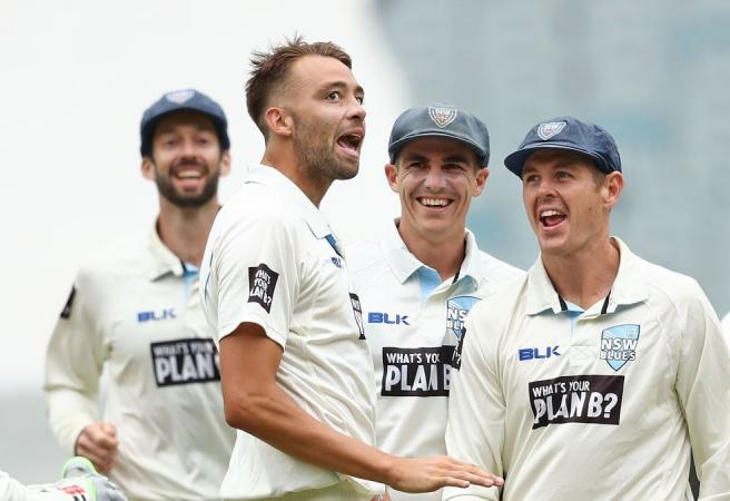 NSW paceman dropped after taking 10 wickets