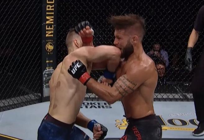 WATCH: Ridiculous KO stuns UFC fans