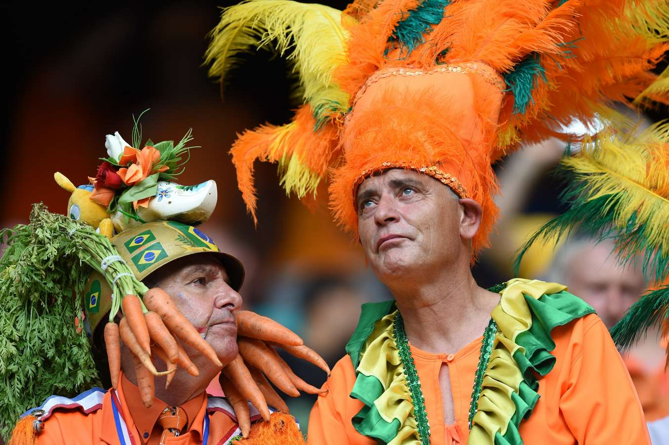 The weird, wicked and wonderful spectacle that is the World Cup