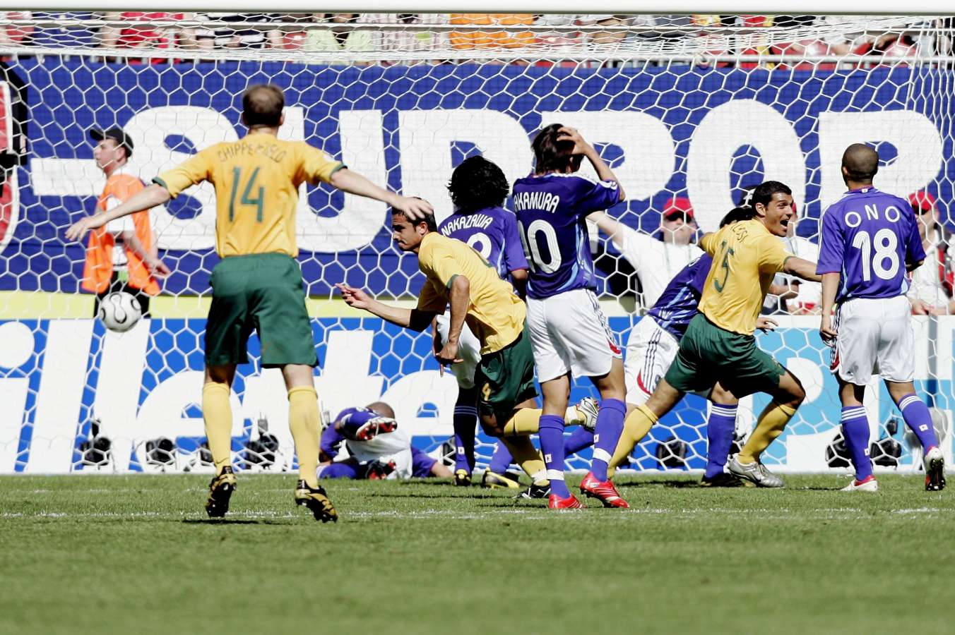 5 of the Socceroos' best World Cup moments