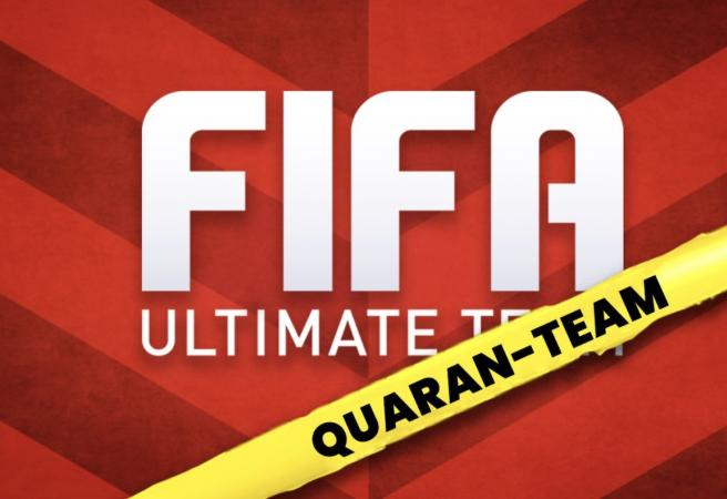 Football clubs around the world join 'Ultimate Quaran-Team' FIFA tournament