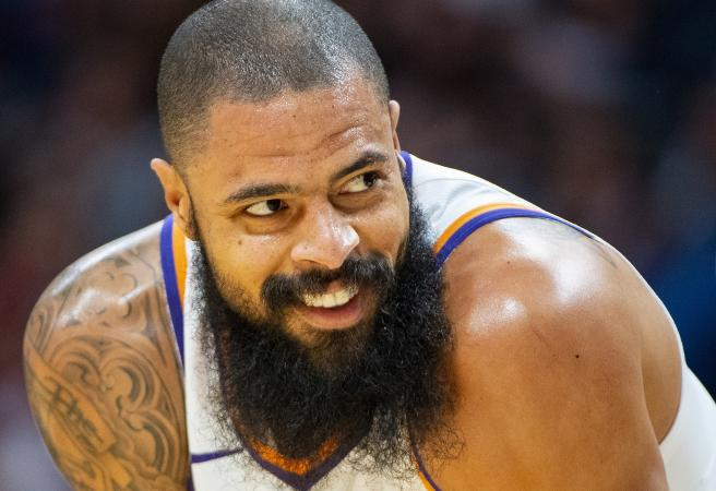 Tyson Chandler reportedly on the move