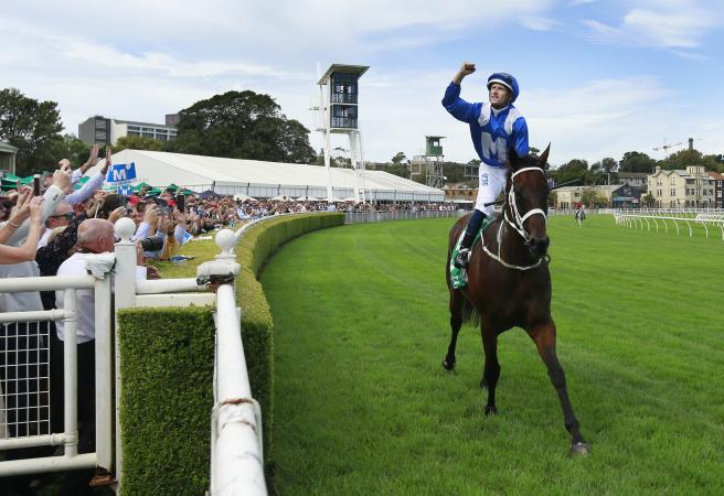 Winx does it again! 23rd G1 win for champ in Chipping Norton