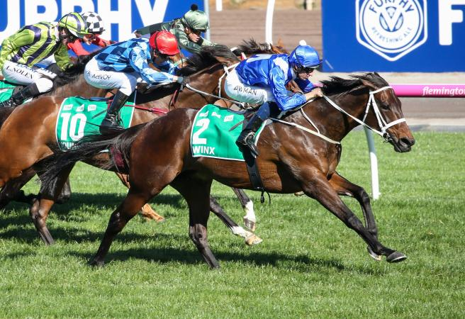 So Close: Winx wins thrilling G1 Turnbull Stakes