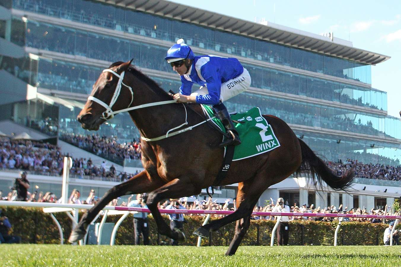 Turnbull Stakes 2018: What The Jockeys Said After Winx's