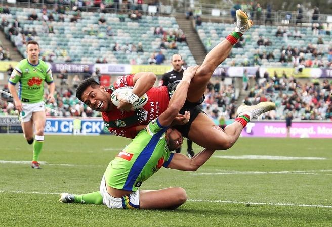 Souths NRL premiership hopes take another hit, Storm step up again