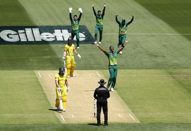 Confident punter places $128k on South Africa to win the third ODI