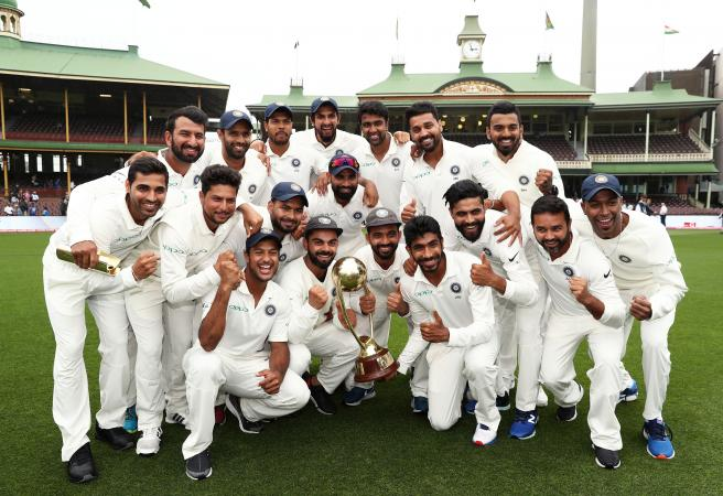 SCG Test: India claims first series win on Aussie soil in drizzly draw