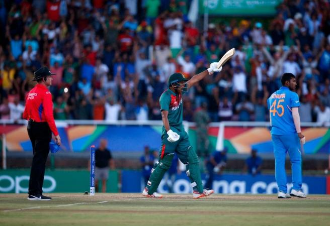 Post-game scuffle overshadows U19 Cricket World Cup final