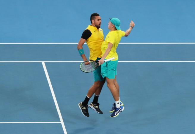 Australia announce Davis Cup team