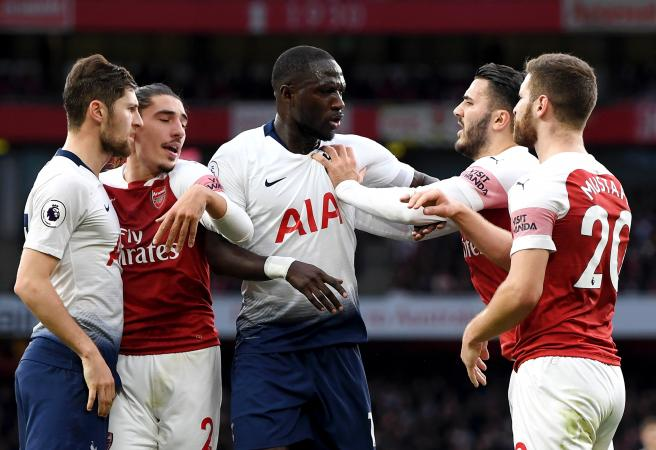 Action-packed North London derby results in stunning Arsenal victory
