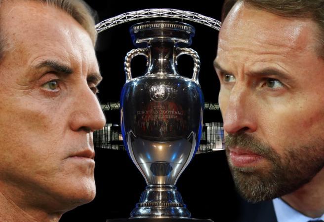 Euro 2020 Final Preview - Italy v England