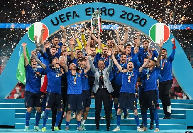 It's Coming Rome: Italy claim Euro 2020 in penalty shootout