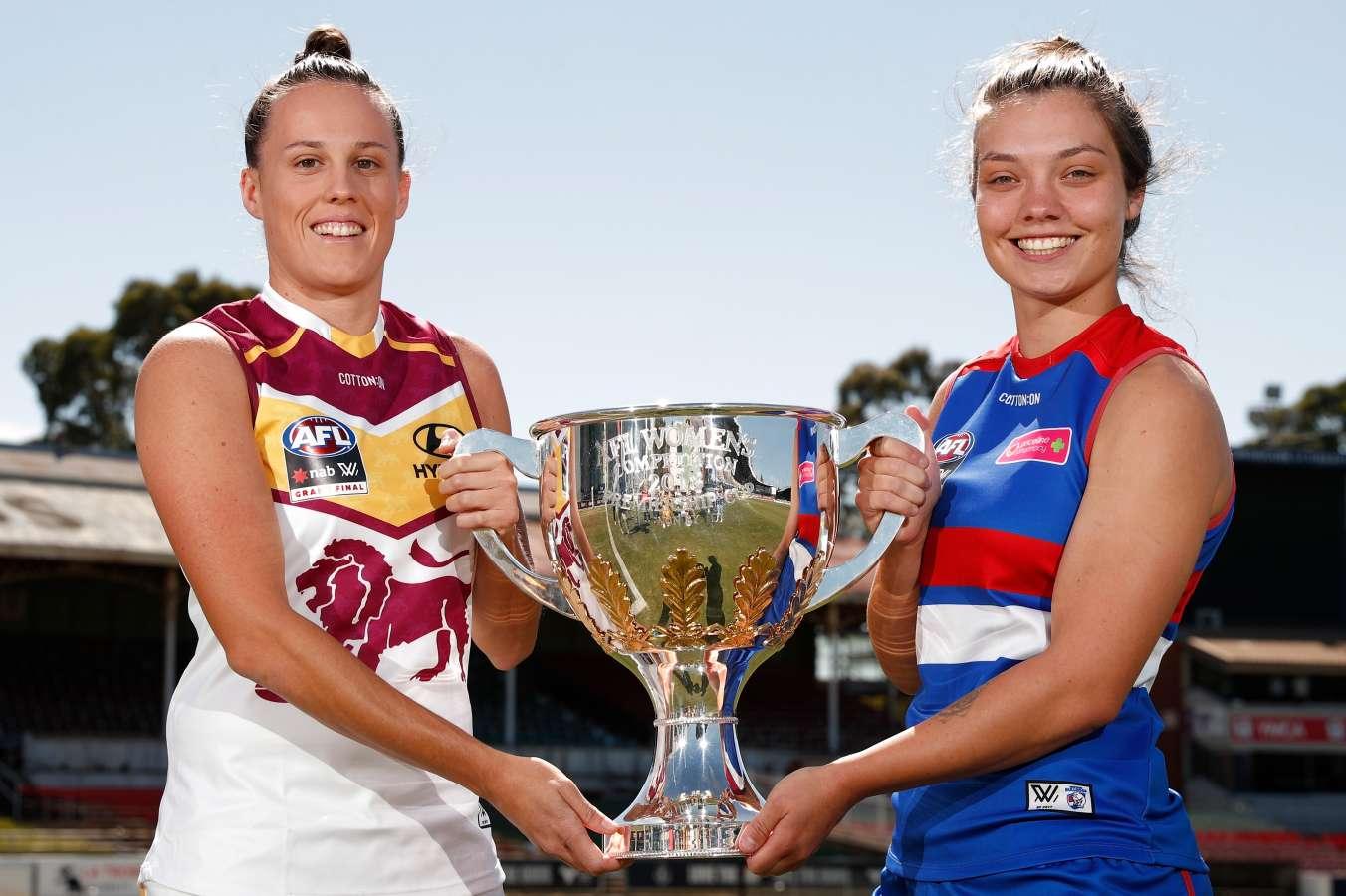 AFLW Grand Final: Western Bulldogs vs Brisbane