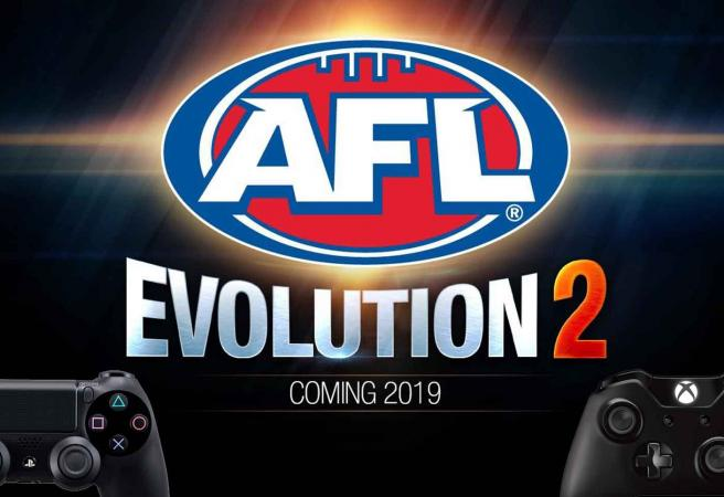 AFL announce video game sequel