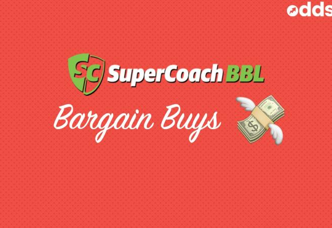 SuperCoach BBL: Bargain Buys