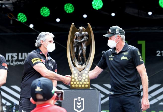 NRL Grand Final 2021: Panthers v Rabbitohs Betting Tip