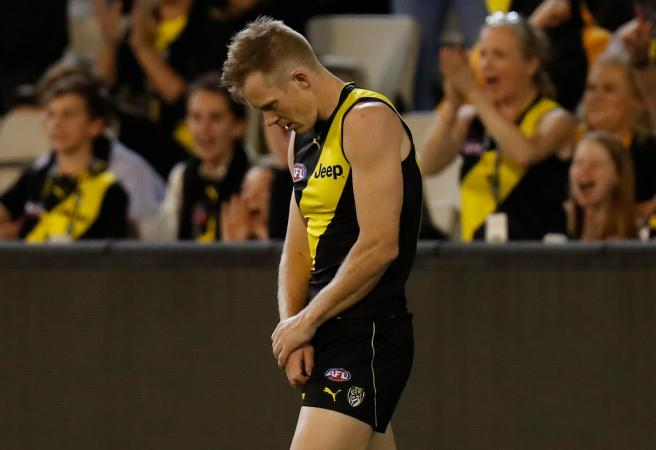 Extent of Jack Riewoldt's wrist injury revealed