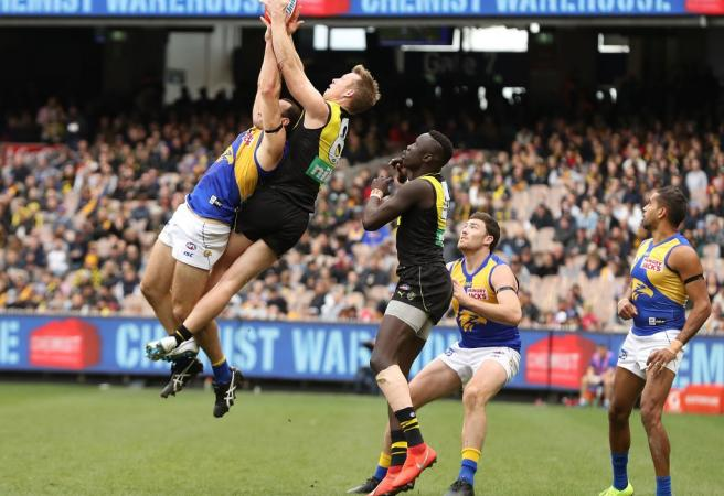 Richmond the new outright Premiership favourites