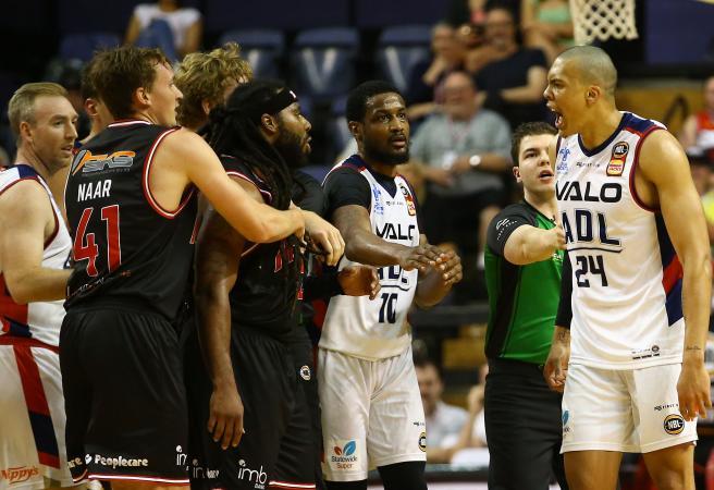 NBL refereeing debate explodes