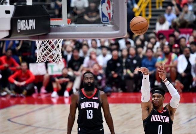 Bizarre stats behind the Rockets double OT loss to San Antonio