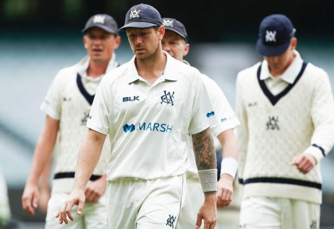 Cricket Australia release statement on James Pattinson