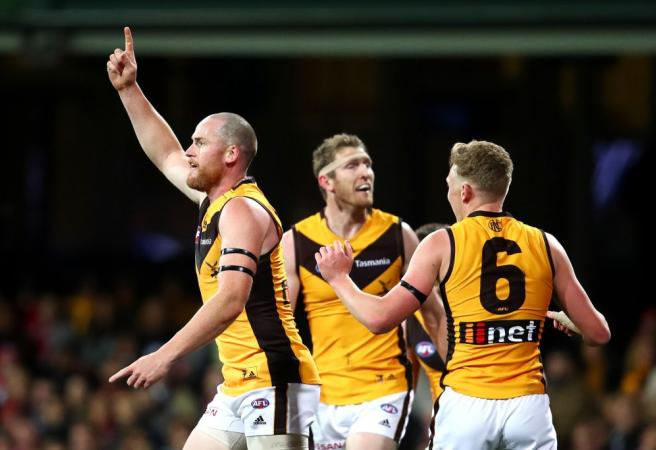 Jarryd Roughead makes decision on future