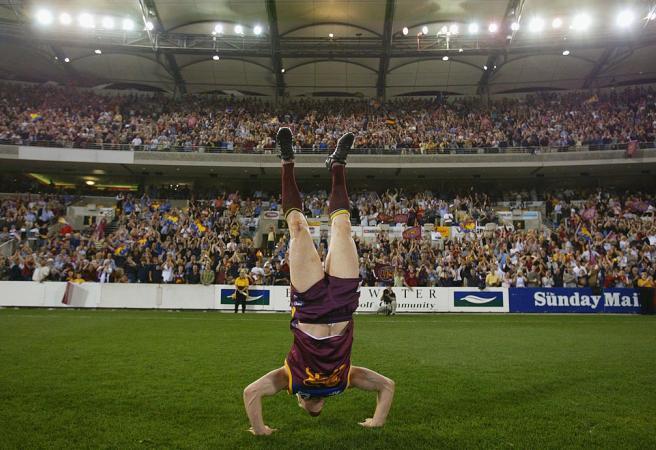 Famous AFL celebrations
