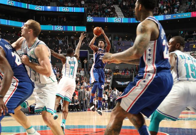76ers and Hornets play out stunning OT thriller