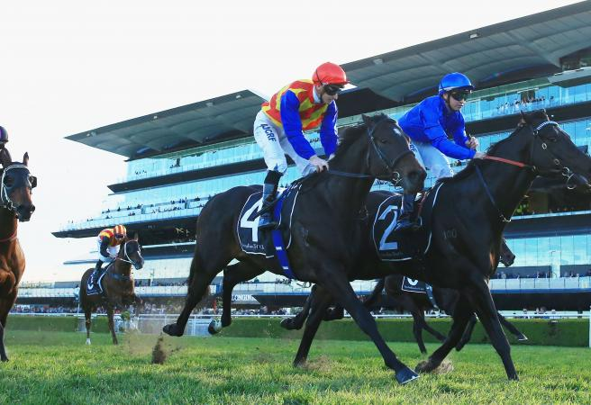 Pierata finally beats Kementari in Missile Stakes at Randwick