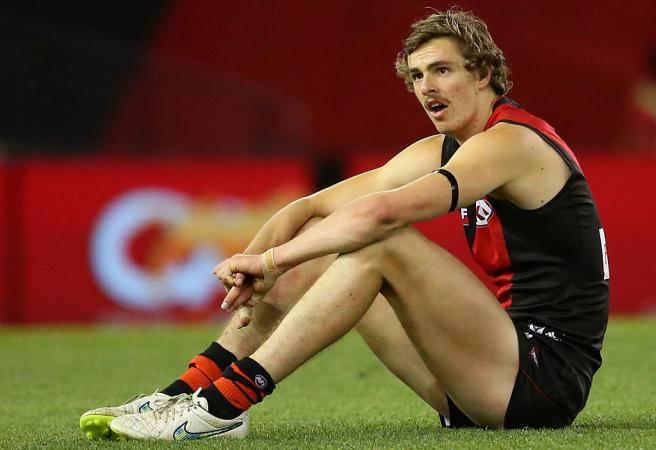Essendon make Joe Daniher injury announcement