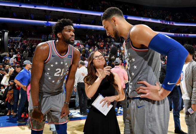 Embiid and Simmons fire up in 76ers OT thriller win