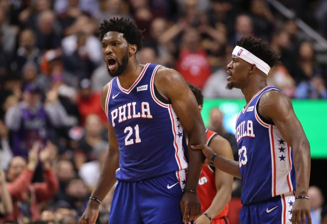 Embiid unhappy with new role: 'It really frustrates me'