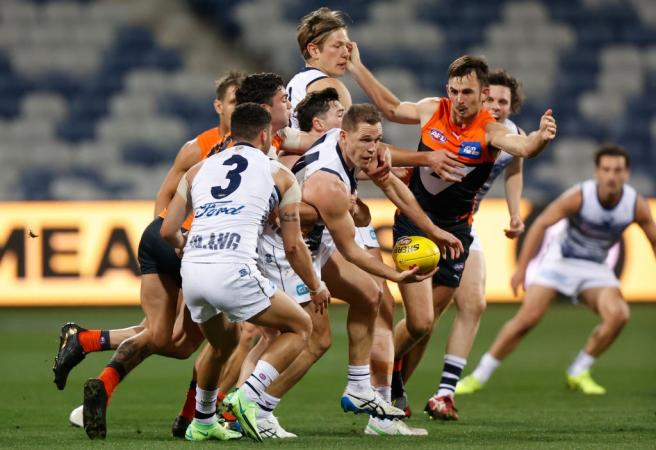 2021 AFL Semi-Final: Geelong v GWS Betting Tip