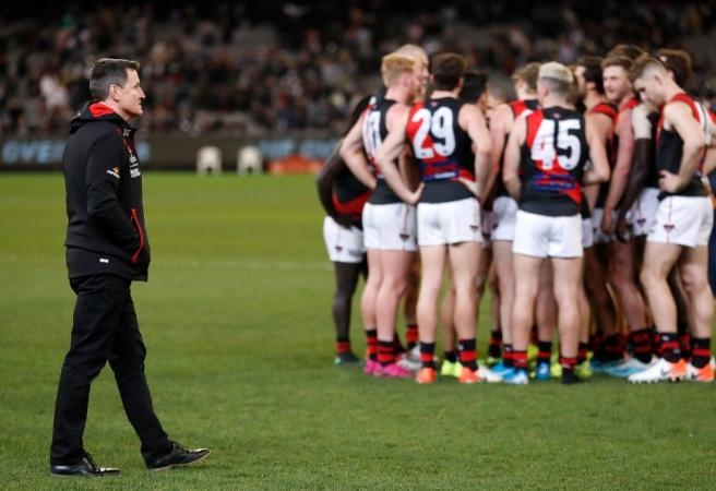 Essendon to announce coaching succession plan