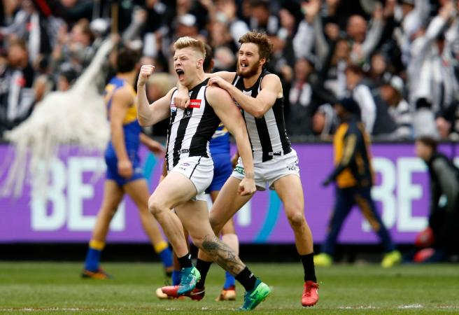 Silver lining for Pies with De Goey injury