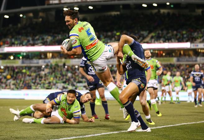 Showtime: NRL 2019 Round 2 Teams