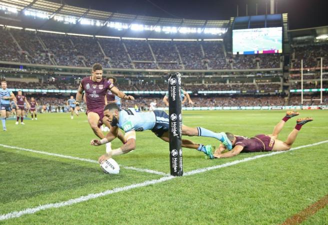 MCG locked in for Origin opener