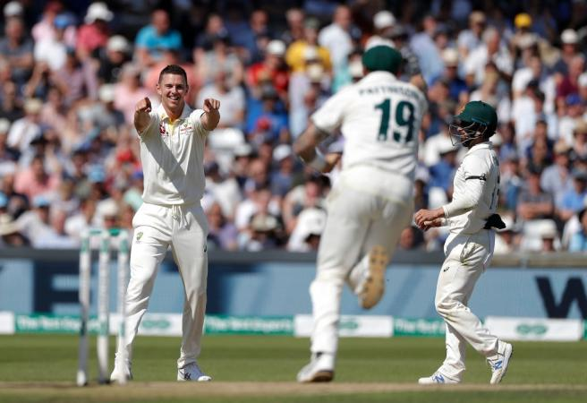 Ashes: Hazlewood puts Australia within reach of the urn