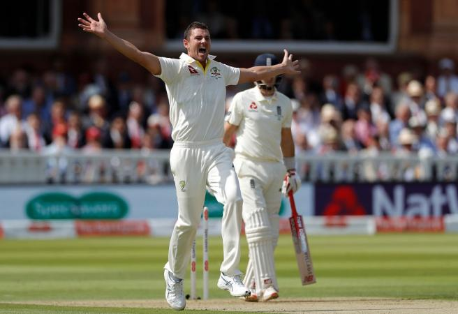 Ashes: Aussies on top after second day