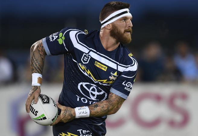 Showtime: NRL 2019 Round 1 Teams