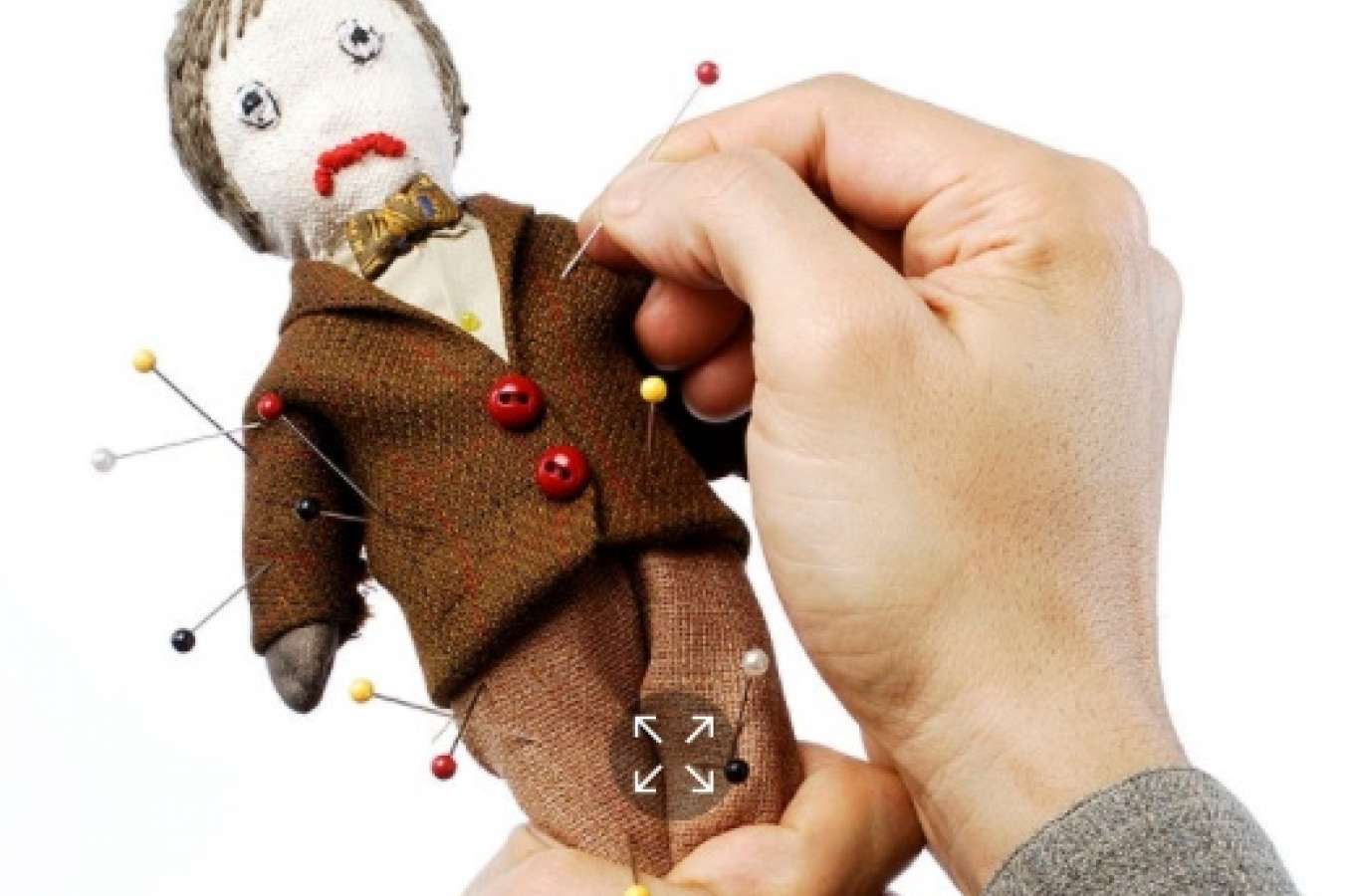 Jockey the subject of alleged voodoo magic