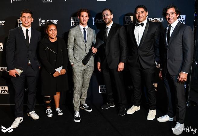 Ponga makes history, taking home prestigious award