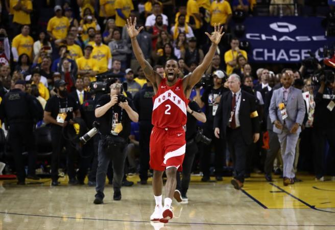 Toronto Raptors win Championship in ridiculous Game Six