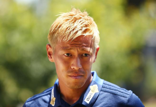Victory Blow: Keisuke Honda out of Melbourne Derby