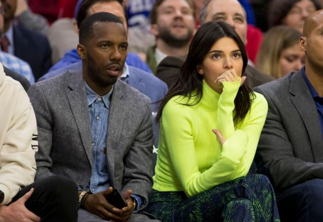 'They act like I'm not in full control of where I throw this cooch': Kendall Jenner blasts trolls after being pictured with another NBA star