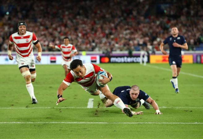 Quarter Finals locked in after Japan win
